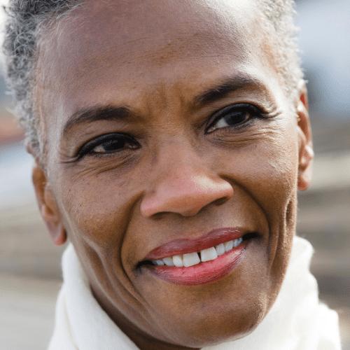 breast cancer testimonial headshot
