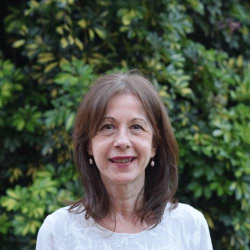 ovarian cancer testimonial headshot