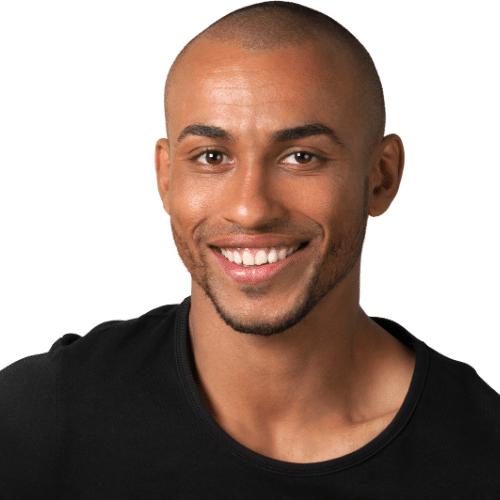 Oral cancer testimonial headshot