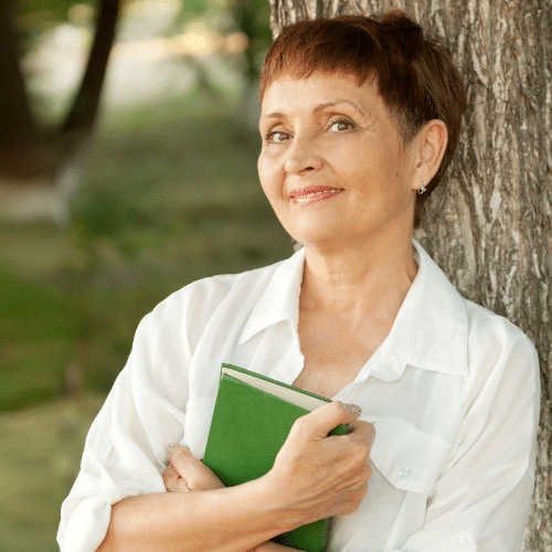 Testimonial: Menopause and Osteoporosis
