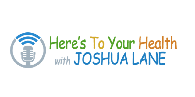 heres to your health radio logo