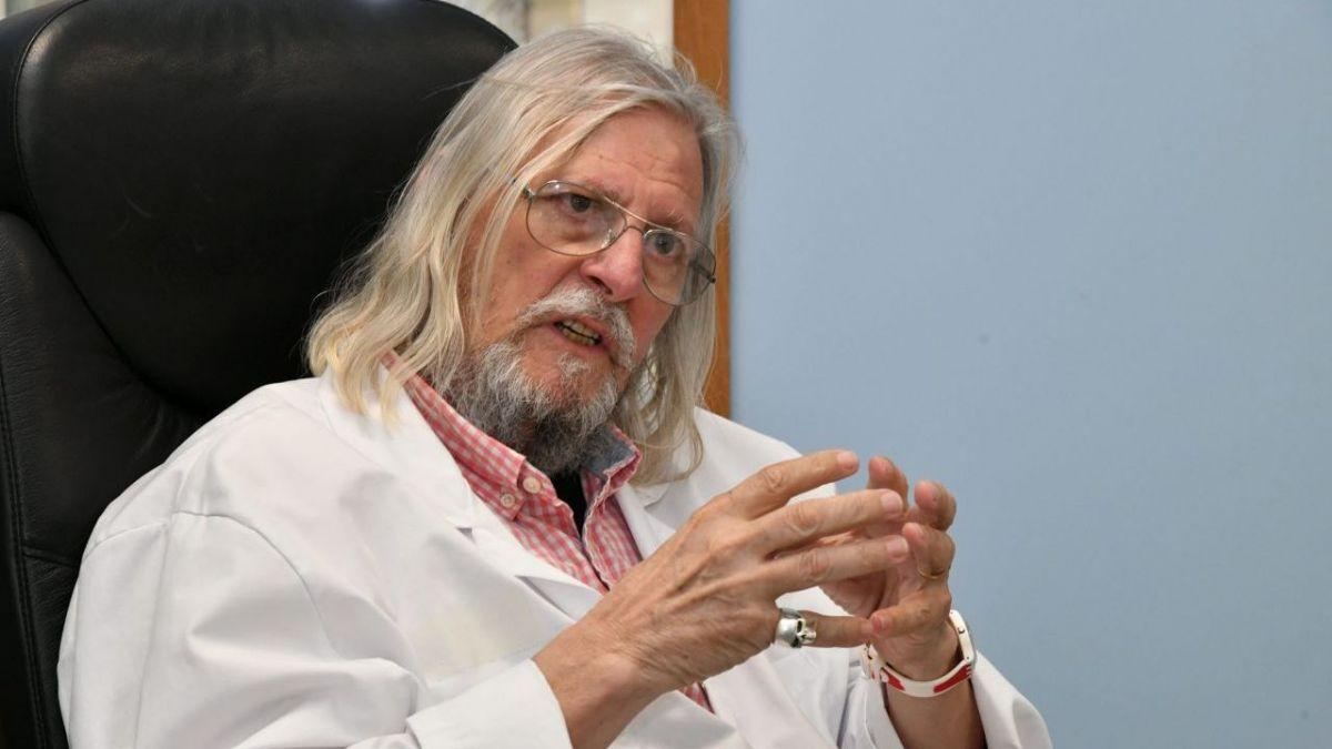 Professeur Didier Raoult, coronavirus treatment