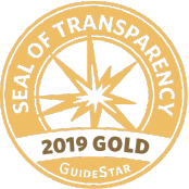 Seal of transparency gold