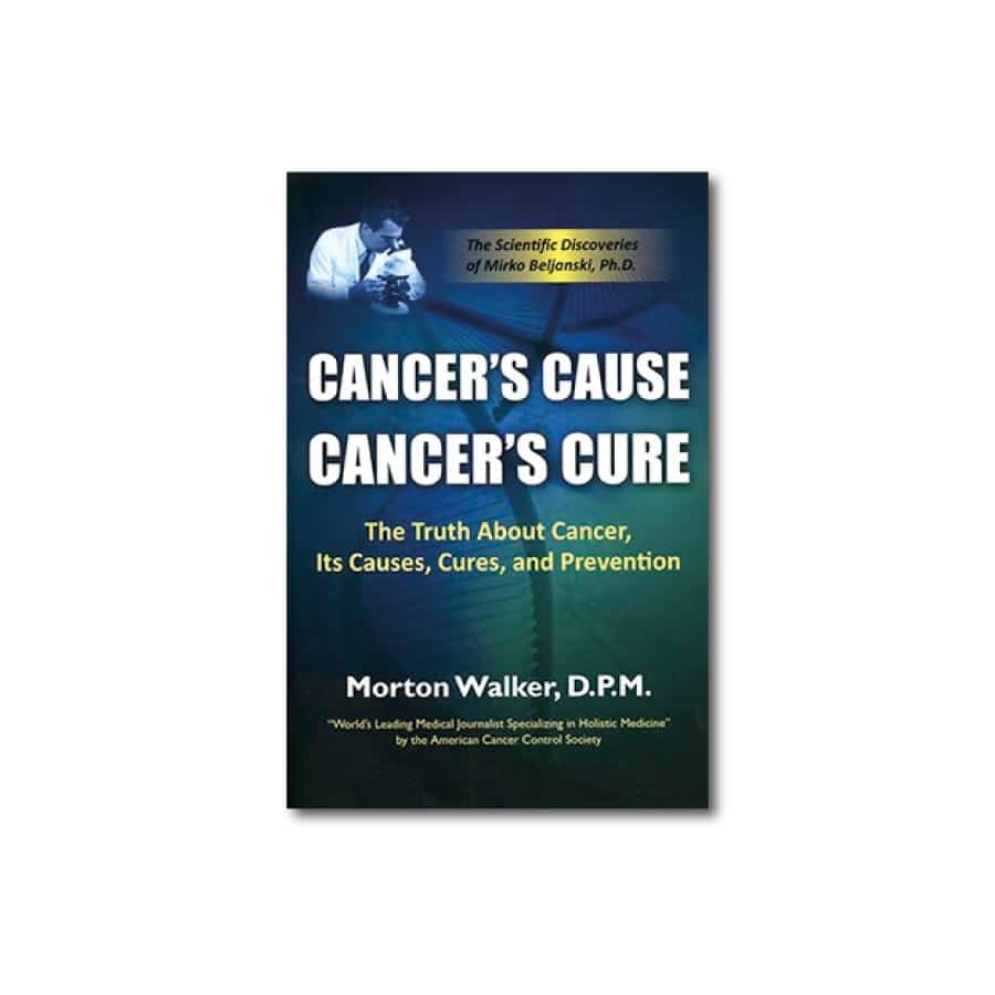Cancer's-Cause,-Cancer's-Cure