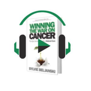 WINNING THE WAR ON CANCER audio book