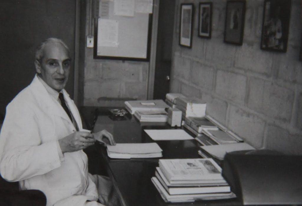 As a Visiting Research Fellow at NYU Medical School, Mirko Beljanski, PhD, worked alongside Nobel Prize winner Severo Ochoa