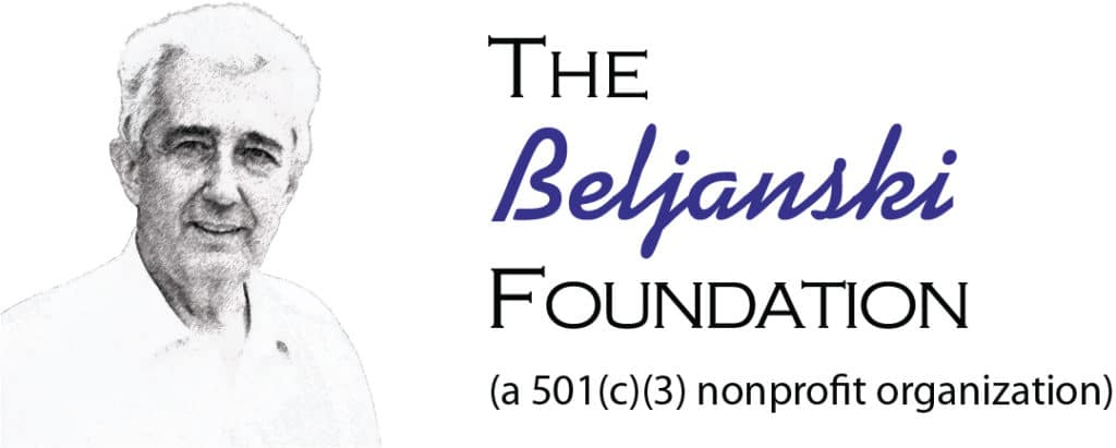 The Beljanski Foundation is incorporated as a 501(c)(3) in New York