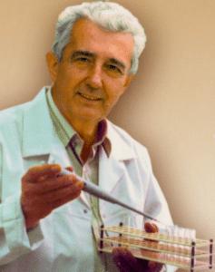 Mirko Eprouvette portrait ©The Beljanski Foundation, Inc.