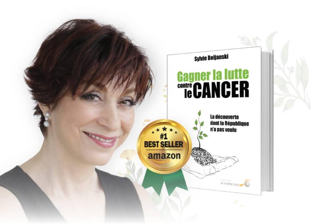 French edition of Sylvie Beljanski's book: Gagner la lutte contre le Cancer: la découverte dont la République n'a pas voulu, is published