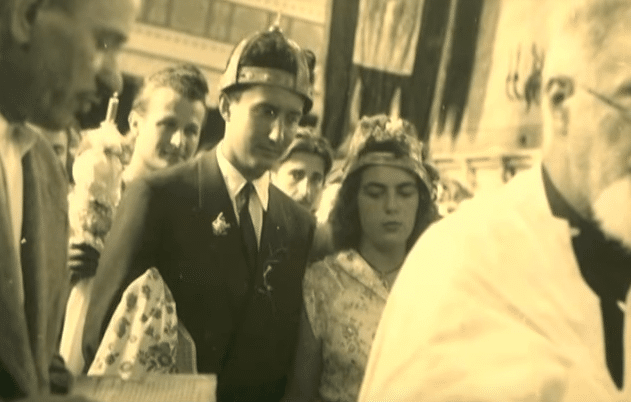 Mirko Beljanski marries Monique Lucas in Yugoslavia, a young scientist and daughter of the French physicist René Lucas
