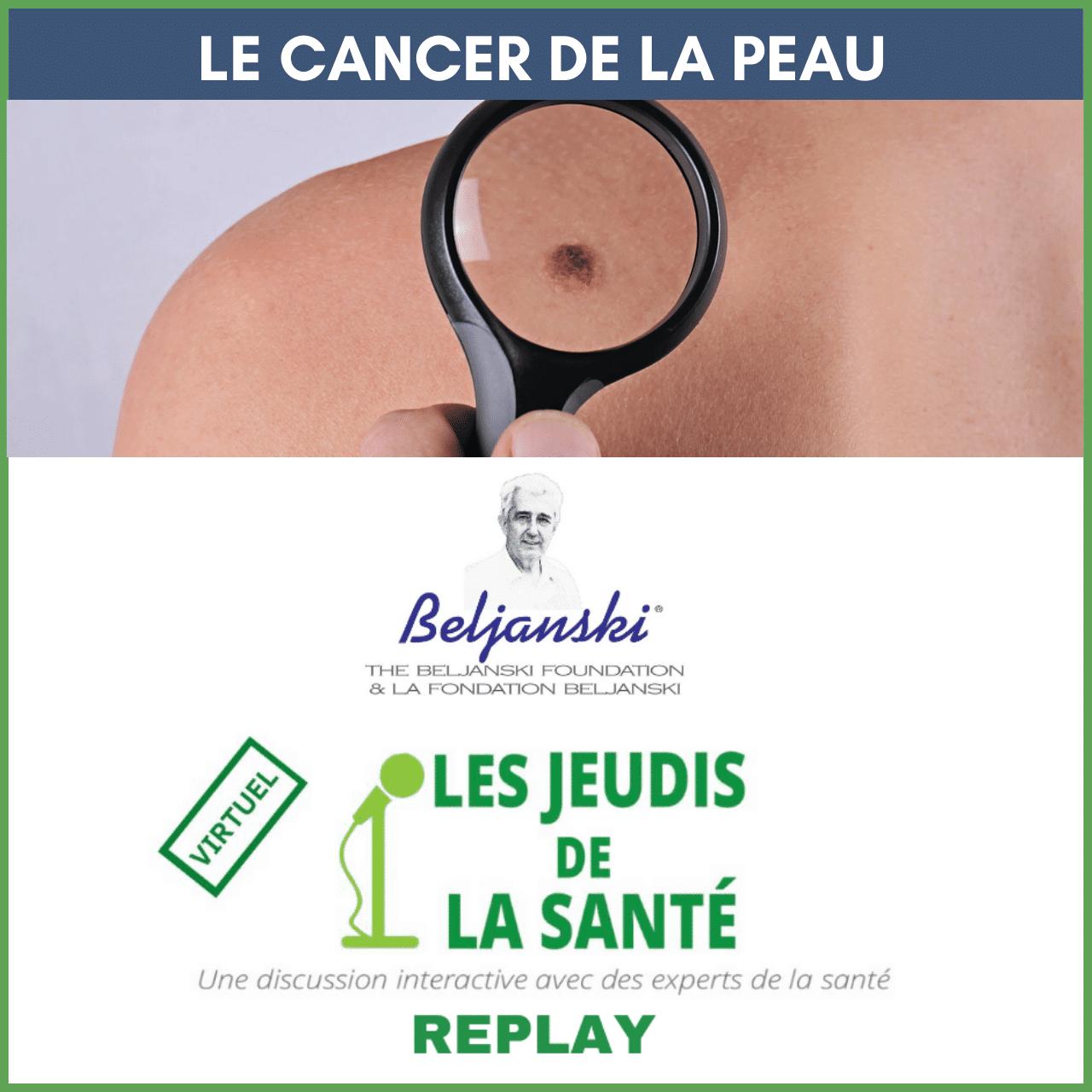 LE CANCER DE LA PEAU